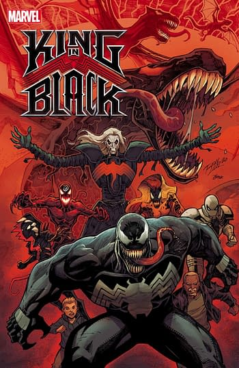 Marvel Comics Full December 2020 Solicits Leads With The King In Black