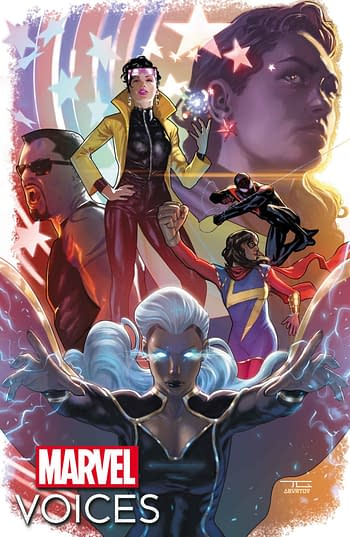 Marvel Comics February 2021 Solicitations