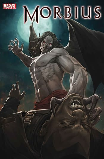 Marvel Launches New Morbius Series - What Happened To The Last One?