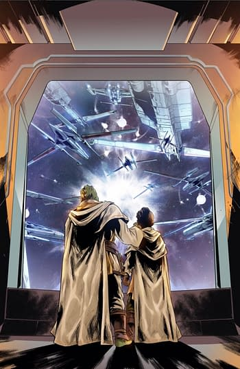 Marvel Has Over 100,000 Orders For Star Wars: The High Republic Comic