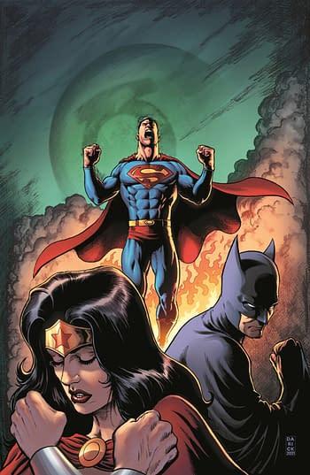 TOLDJA: Chip Zdarsky's Justice League: The Last Ride