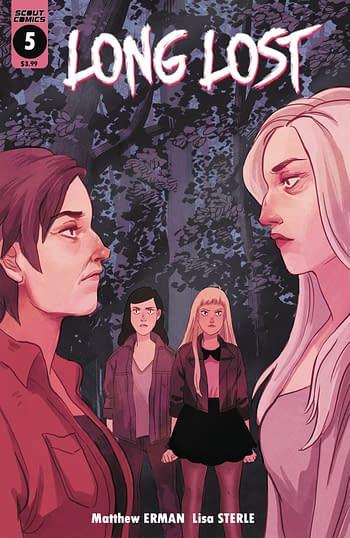 Long Lost #5 Review: Horror in Hazel Patch