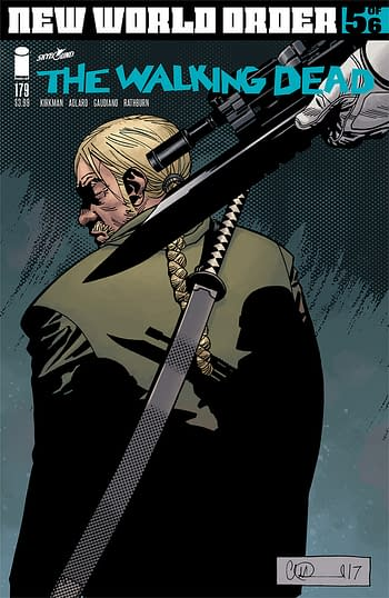 Comixology Bestseller List, 4th May 2018: May The Walking Dead Be with You