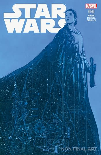 Giuseppe Camuncoli Joins Star Wars #50 and Other Marvel Ch-Ch-Changes