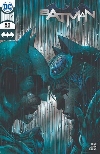 10 Things We Can Tell You About Batman #50 – The Batwedding Issue