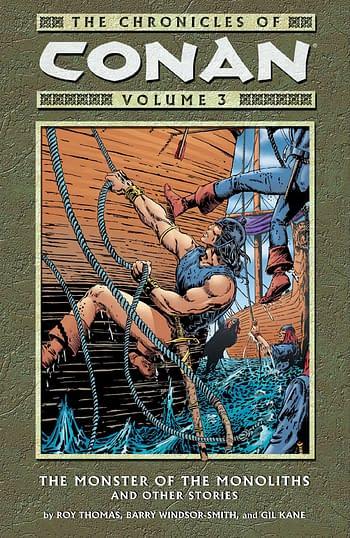 Dark Horse Comics Liquidates 48 Conan Collections