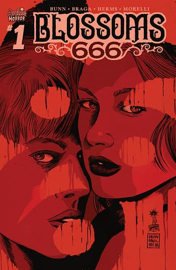 Archie Launches Blossoms 666 Horror Comic Starring Jason and Cheryl in January 2019 Solicitations