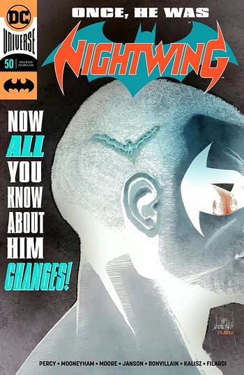 Batman Damned #1 May Not Have a Second Printing But Nightwing #50 Does