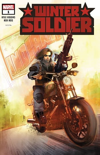 Winter Soldier #1 Review: Bucky's Got a Brand New (Boring) Bag