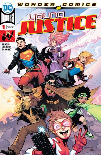 So Go On Then, Are These The Seven Crises That The DC Comics Universe Has Undergone? And Which Saved Conner Kent?