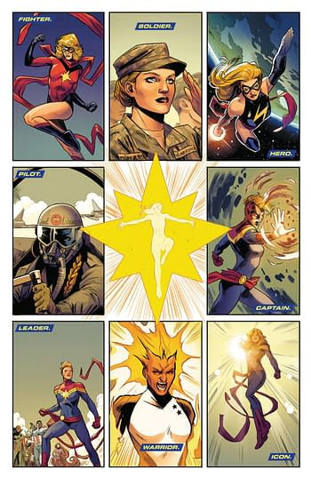 The Frustration of Reading Captain Marvel #1