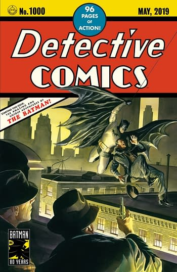 Comic Store In Your Future – Two-And-A-Bit Days Till Detective Comics #1000
