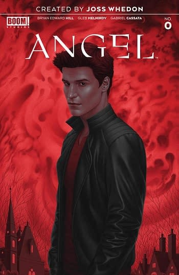 Solicitation Details For Angel #1-3 As Angel #0 is Surprise-Published on Wednesday
