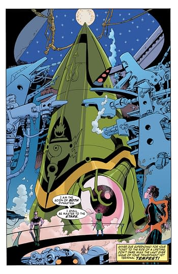 Alan Moore and Kevin O'Neill's Penultimate Comics Together - Tempest Book 5 and Cinema Purgatorio #17