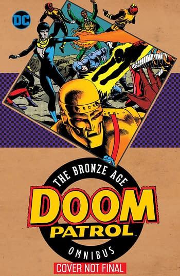 DC Comics Adds Unseen Story to Doom Patrol Bronze Age Omnibus