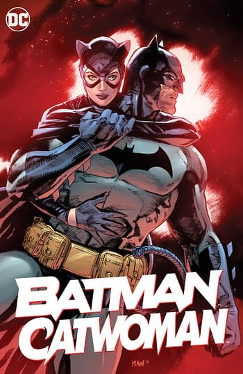 DC Confirms Tom King Off Batman With #85, For Batman/Catwoman Mini With Clay Mann