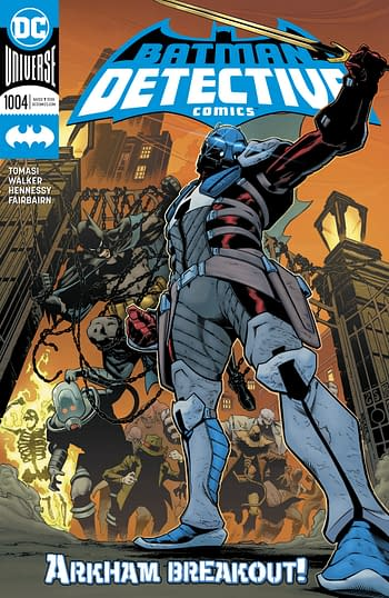 """The Bleeding Cool Bestseller List, 25th May 2019 – """"DC is Beginning to Stand for """"Disaster Coming"""""""