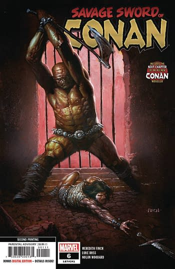 Third Printings for Spider-Man: Life Story, Seconds for Conan, City At War, MCP, Guardians, Daredevil and Major X