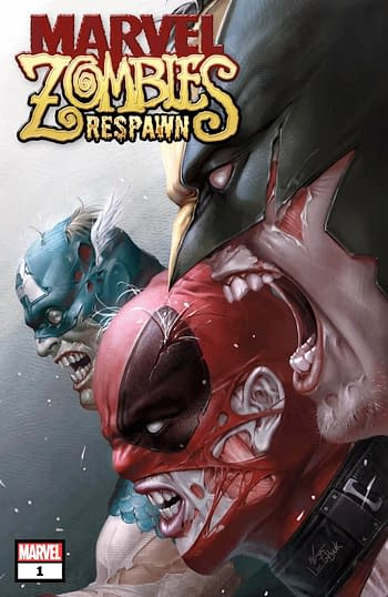 Marvel Zombies Respawn is a One-Shot For October, Series in 2020