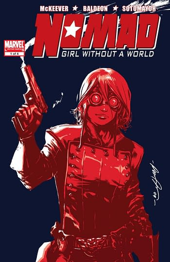 Who Is Marvel's Mystery Woman 'Rebecca'? And Was She Created by Rob Liefeld?