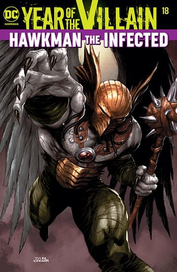 DC Comics Reveals Four Of The Infected Secret Six – Do We Have the Other Two?