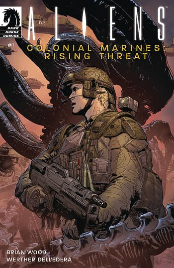 Dark Horse Cancels Brian Wood's Aliens: Colonial Marines: Rising Threat Over New Allegations
