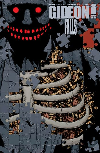 On The Stump, Tartarus and AfterRealm Quarterly and Savage Dragon #250 in Image Comics Solicitations February 2019