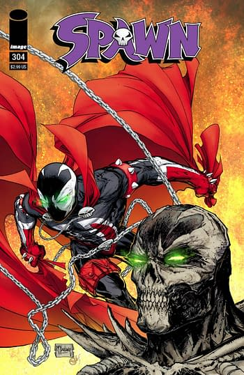 Killadelphia Gets a Second Printing, Spawn Gets New Todd McFarlane Covers