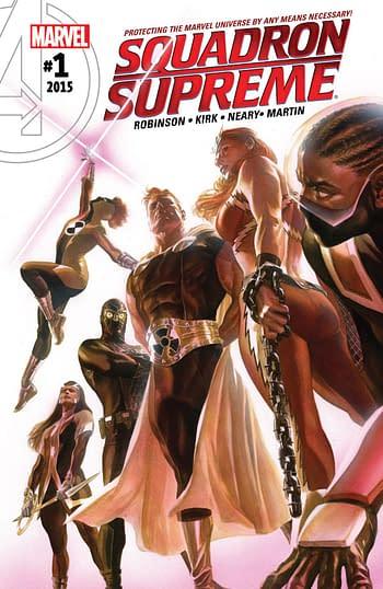 Squadron Supreme to Appear in Loki TV Series on Disney+?