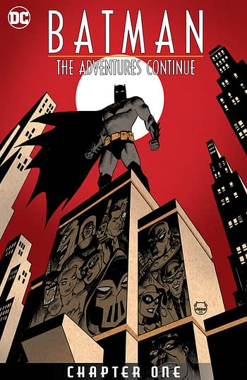 Batman: The Adventures Continue Tops ComiXology Chart
