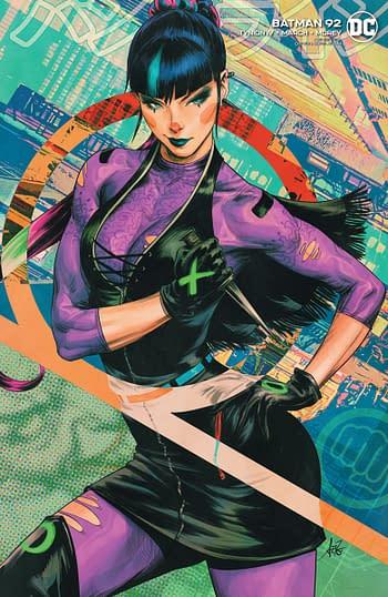 Batman #92 Beats Death Metal #1 in Advance Reorders.