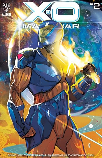 Valiant Has The Most Limited August 2020 Solicitations