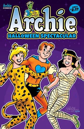 Sabrina: Madame Satana in Archie Comics October 2020 Solicitations