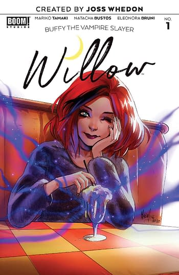 Buffy The Vampire Slayer Willow #1 Cover B