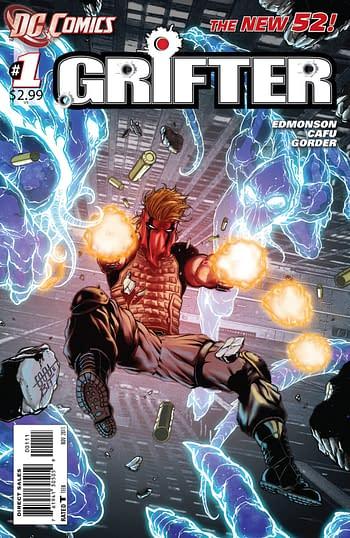 Grifter, & Maybe Wildstorm, Return To DC & Batman?