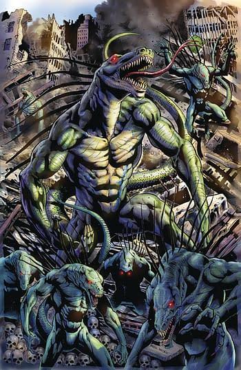 Monster Planet #5 Cover D