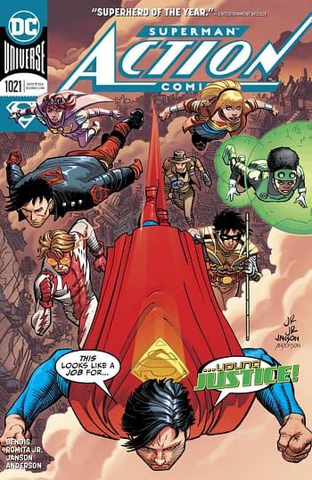 DC Comics List Of Returnable Comics Through Diamond.