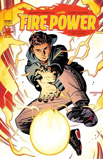Image Reprints Negan Lives as Fire Power Burns Through 150,000 Copies