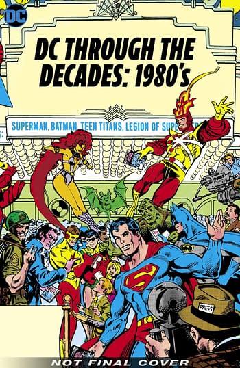 DC Comics to Publish Alan Moore's Twilight Of The Superheroes