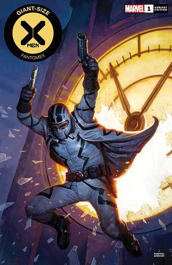 Giant-Size X-Men Fantomex #1 Variant Cover