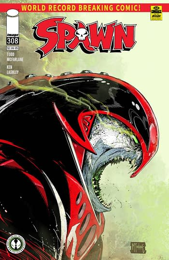 Spawn #308 Cover A
