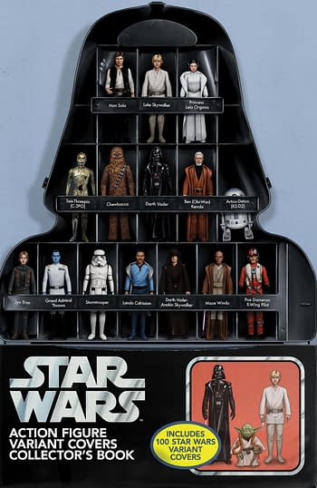 Star Wars Action Figure Variant Covers #1 Variant Cover
