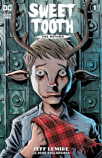 Jeff Lemire's Sweet Tooth Returns Thanks to Robert Downey and Netflix
