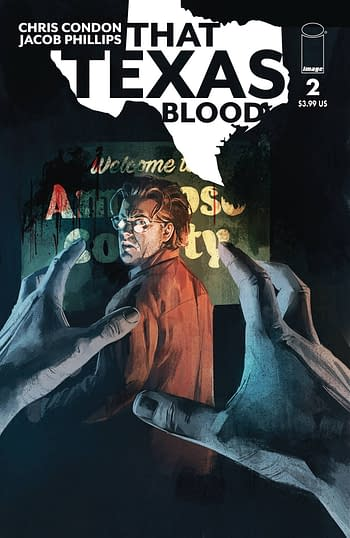 That Texas Blood #2 Cover A
