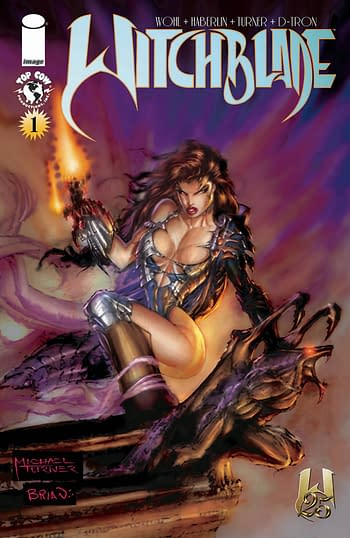 Witchblade #1 25th Anniversary Variant