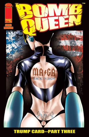 Image Comics November 2020 Solicitations