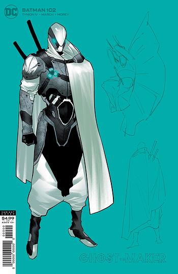 DC Comics November 2020 Solicitations - Frankensteined