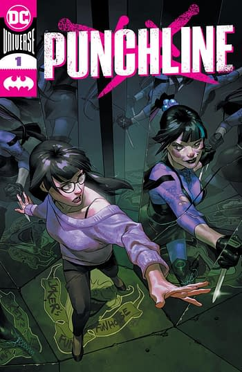 Punchline Gets Her Own Comic By Mirka Andolfo and James Tynion IV