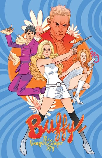 Buffy The Vampire Slayer #17 Cover B