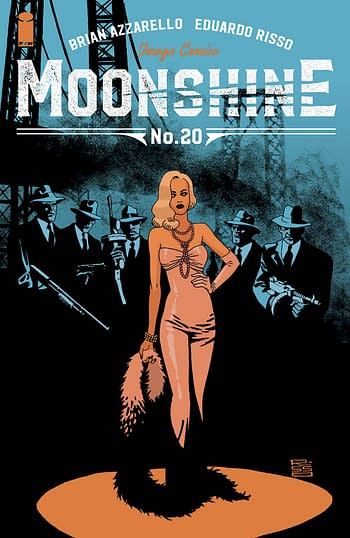 Moonshine #20 Main Cover